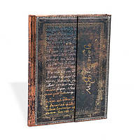 Блокнот Paperblanks Рукописи Микеланджело Мини с Чистыми листами (10х14 см) (PB2176-6), фото 1