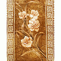 Плед Lotus Flower велюровое