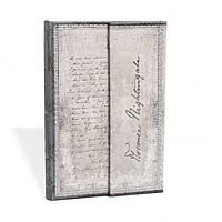 Блокнот Paperblanks Рукописи Флоренс Найтінгейл Міні в Лінійку (10х14 см) (PB2673-0) (9781439726730), фото 1