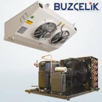 Воздухоохладители и агрегаты Buzçelik (Турция)