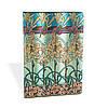 Блокнот Paperblanks Альфонс Муха Тигровая лилия Средний в Линейку (13х18 см) (PB2674-7)