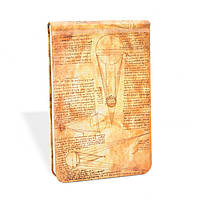 Блокнот Paperblanks Зарисовки Леонардо Репортер в Линейку (9,5х14 см) (PB2168-1) (9781439721681), фото 1