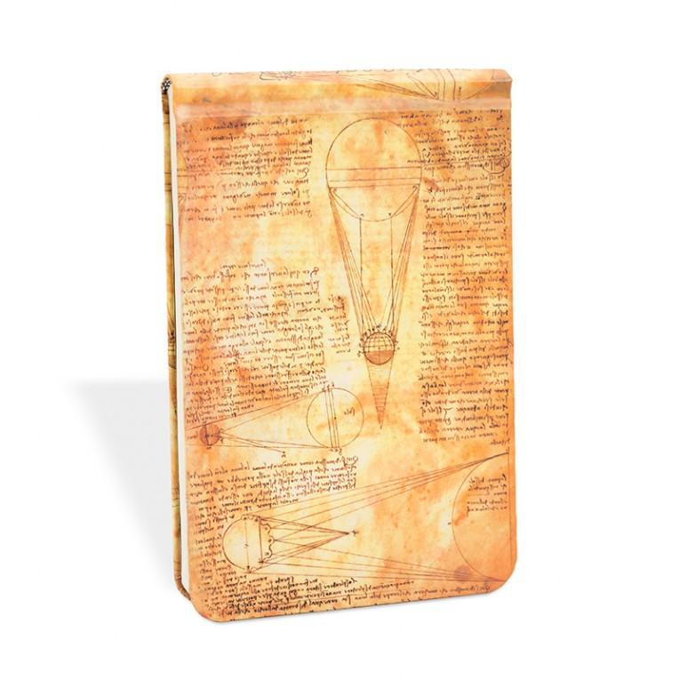 Блокнот Paperblanks Зарисовки Леонардо Репортер в Линейку (9,5х14 см) (PB2168-1), фото 1