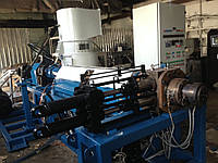 Гранулятор полимеров с пласткомпактором