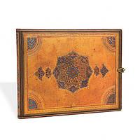 Блокнот Paperblanks Сафавид Гостевая книга с Чистыми листами (18х23 см) (PB25962), фото 1