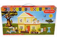 Игровой домик для кукол Happy Family 1514