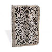 Блокнот Paperblanks Срібна філігрань Класичний Тінь Міні в Лінійку (10х14 см) (PB2185-8), фото 1