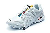 Кроссовки мужские Salomon Speedcross 3, белые, р. 41 42 43 44 45