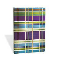 Блокнот Paperblanks Шотландка Девенпорт Средний в Линейку (13х18 см) (PB3173-4), фото 1