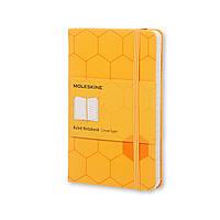 Блокнот Moleskine Limited Honey Карманный 192 страницы в Линейку Желтый (9х14 см) (9788867324231), фото 1