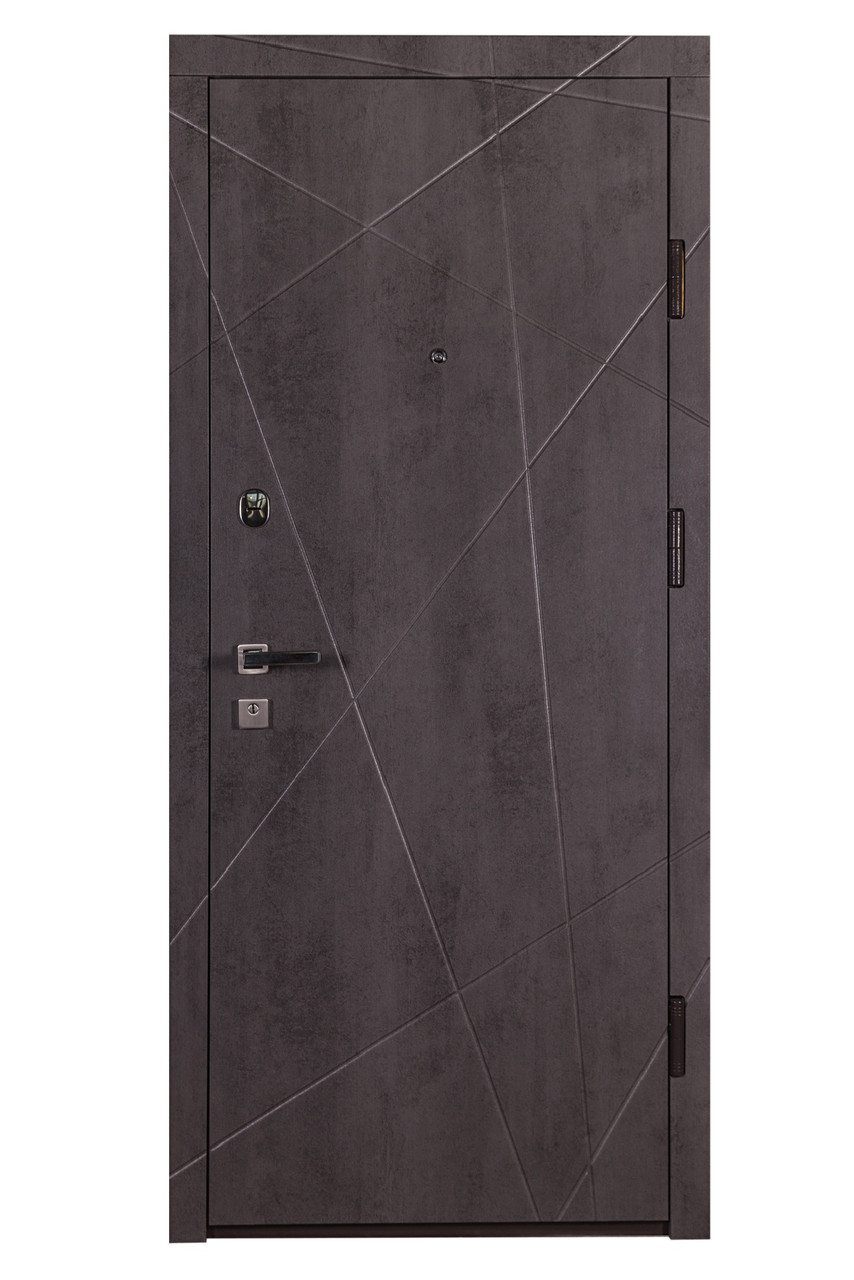 Двери входные «Медведь — Urban Megapolis» 850*2040 мм