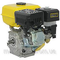 Двигатель бензиновый Кентавр ДВЗ-200БШЛ, фото 3