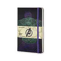 Блокнот Moleskine Limited Avengers (Мстители) Средний 240 страниц в Линейку Халк (13х21 см) (8055002852715), фото 1