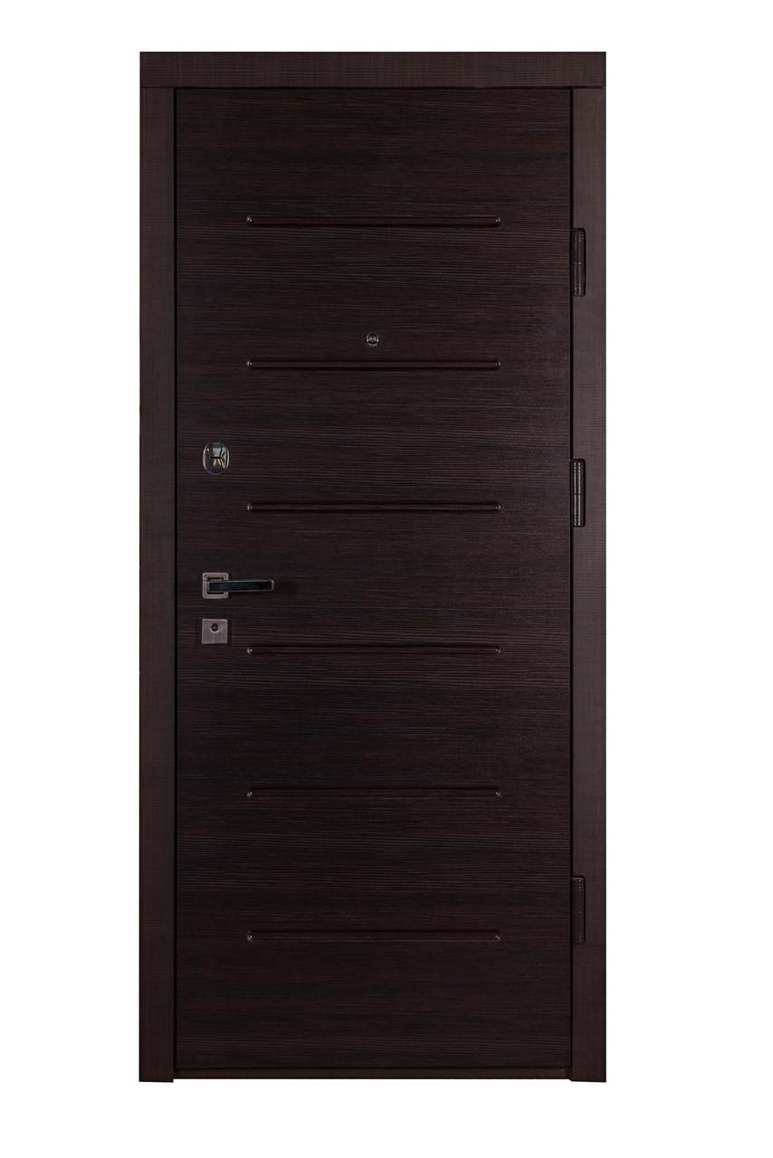 Двери входные «Медведь — Urban Sity» 850*2040 мм