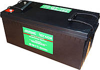 EverExceed ST-12240 на 12В 258Ач - AGM аккумулятор серии Standart Range