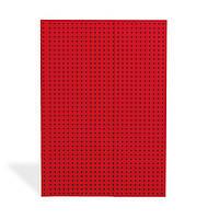 Блокнот Paper-Oh Circulo А5 в Лінію Червоний (14,8х21 см) (OH9016-8) (9781439790168), фото 1