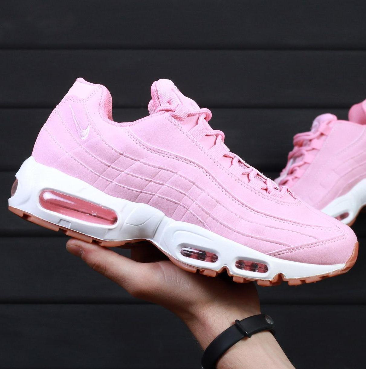 Женские кроссовки Nike Air Max 95 Pink