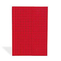 Блокнот Paper-Oh Circulo А6 с Чистыми листами Красный (10,5х14,8 см) (OH9027-4)
