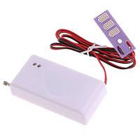 Беспроводной датчик протечки воды 433МГц для GSM-сигнализации