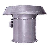 Вентиляторы осевые крышные  ВКО