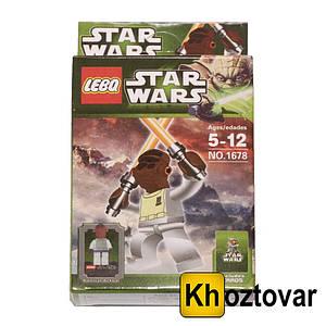 """Фігурка-конструктор для дітей 5-12 років """"Зведные війни. Адмірал Акбар"""" LEBQ Star Wars Admiral Ackbar"""