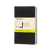 Блокнот Moleskine Cahier Черный Карманный 64 страницы Клетка (9х14 см) (9788883704901), фото 1