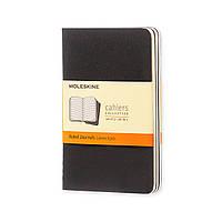 Блокнот Moleskine Cahier Черный Карманный 64 страницы Линейка (9х14 см) (9788883704895), фото 1