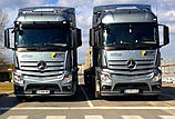 Коврики в салон грузовика Mercedes-Benz