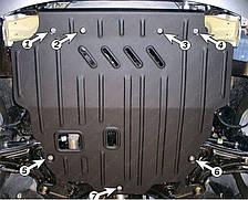 Защита двигателя Chevrolet Aveo (2002-2012) Полигон-Авто
