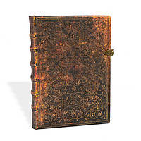 Блокнот Paperblanks Гролье Орнаментали Средний Линейка (13х18 см) (PB1596-3), фото 1