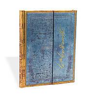 Блокнот Paperblanks Рукописи Вордсворт Большой в Линейку (18х23 см) (PB1902-2), фото 1