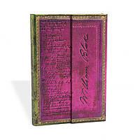 Блокнот Paperblanks Рукописи Блэйк Поэмы Средний в Линейку (13х18 см)