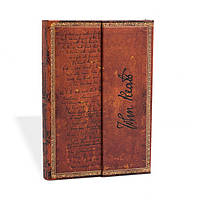 Блокнот Paperblanks Рукописи Китс Мини в Линейку (10х14 см) (PB2523-8), фото 1