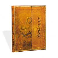 Блокнот Paperblanks Рукописи Рембрандт Большой в Линейку (18х23 см) (PB5903) (9781551565903)