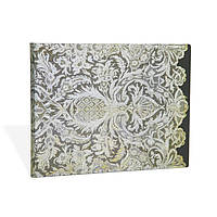 Блокнот Paperblanks Кружева Аллюр Гостевая книга с Чистыми листами (18х23 см) (PB3550-3), фото 1