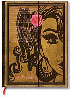 Блокнот Paperblanks Рукописи Эми Вайнхаус Большой в Линейку Лимитированный (18х23 см) (PB1278-8), фото 1