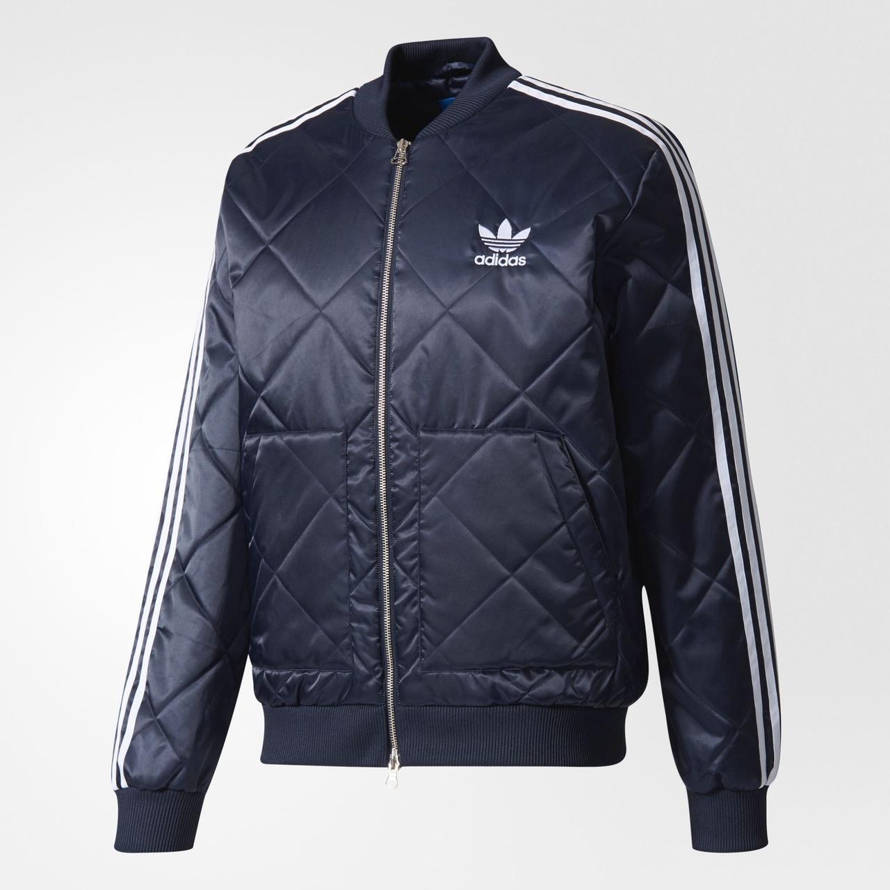 0875f9b48d0e Мужская куртка Adidas Originals SST (Артикул  BR7155) - Интернет-магазин  «Эксперт