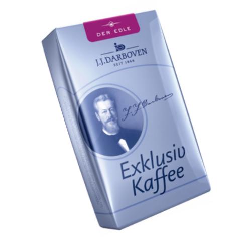 Кофе молотый Exklusiv Kaffee Der Edle 250г