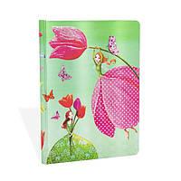 Блокнот Paperblanks Мила Маркиз (Весна) Средний в Линейку (13х18 см) (PB3320-2), фото 1