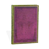 Блокнот Paperblanks Старая Кожа Классический Средний в Линейку Розовый (13х18 см) (PB3524-4), фото 1