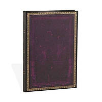 Блокнот Paperblanks Старая Кожа Классический Средний в Линейку Фиолетовый (13х18 см) (PB3522-0), фото 1