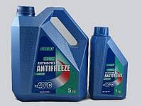 Антифриз ABRO стандарт -40 C зеленый (5кг) AF-555-L (AF-555-L (4))