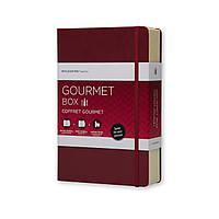 Подарочный набор Moleskine Gourmet Гурман 240 страниц (9788866130154), фото 1