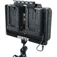 Обвес держатель кронштейн Nebtek Odyssey7 Power Cage with Dual Sony L Series Battery Plates
