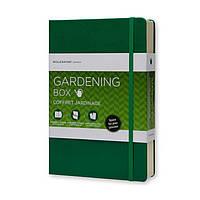 Подарочный набор Moleskine Gardening Садоводство 240 страниц (9788866130161), фото 1