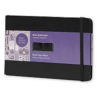 Альбом с Чёрными листами Moleskine Средний (13х21 см) (ARTFO1A3) (9788866135302)