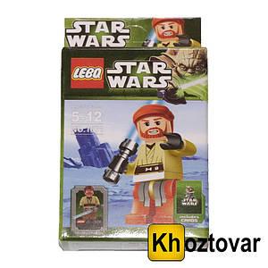 """Фігурка-конструктор для дітей 5-12 років """"Зоряні війни. Обі-Ван Кенобі"""" LEBQ Star Wars Obi-Wan Kenob"""