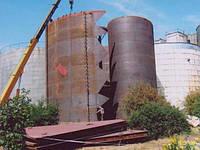 Реконструкция,ремонт Нефтебаз ,резервуаров