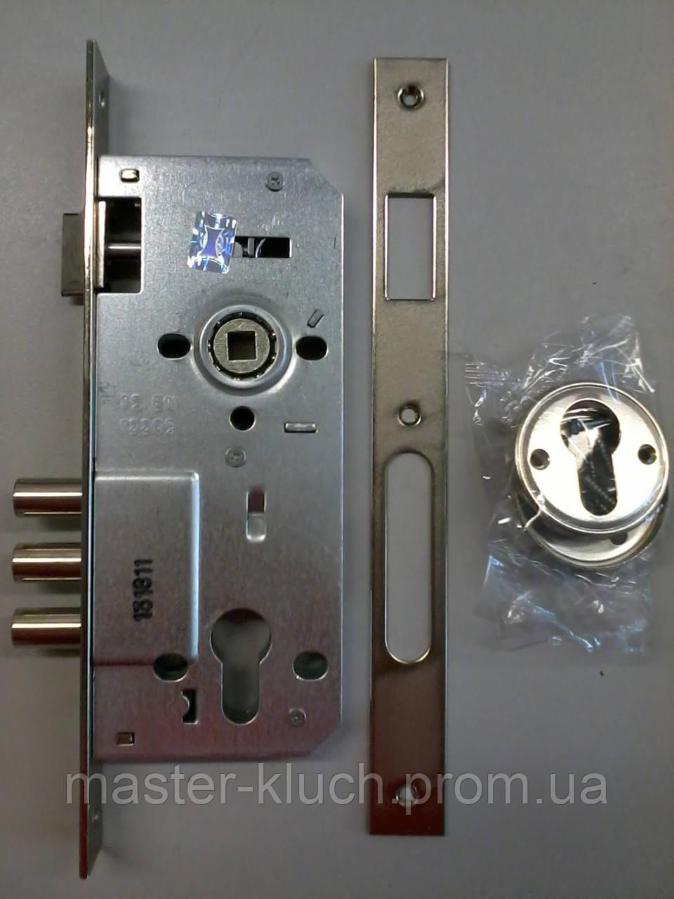 Дверной замок  Kale 152-3MR, фото 1