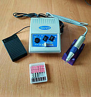 Фрезер для маникюра Electric nail drill DR-278, 30 000 об/мин, 30 Вт